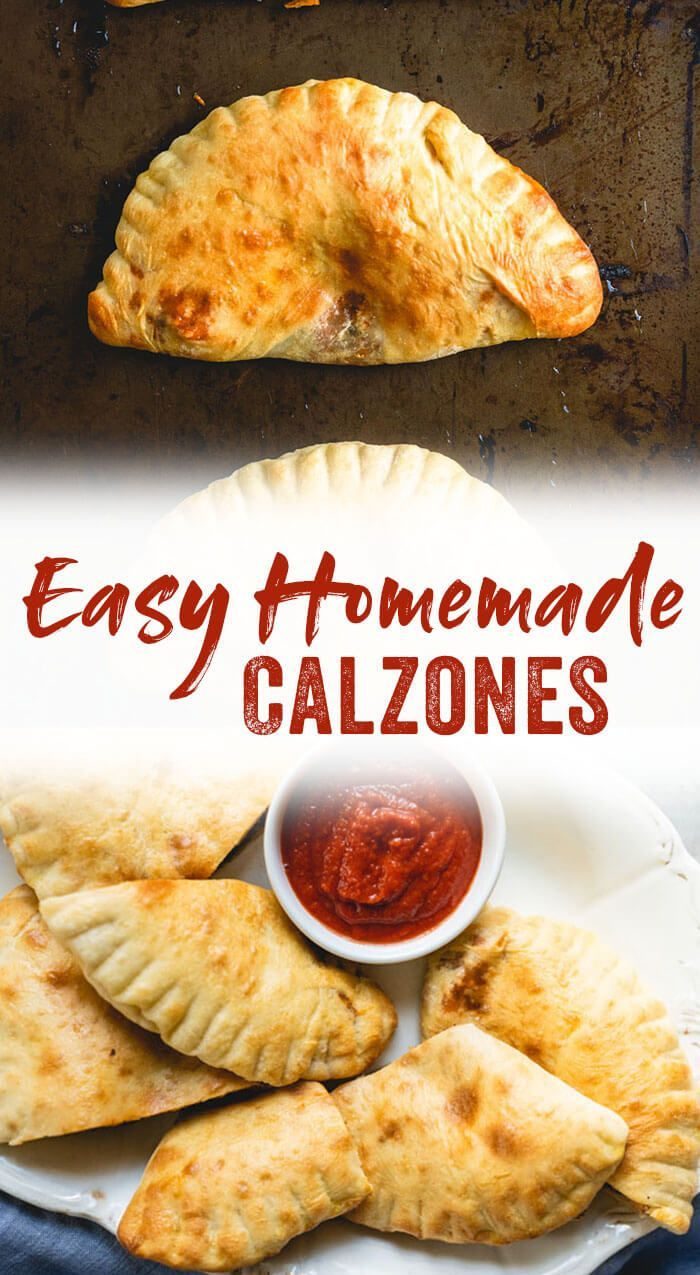 Simple Calzone images