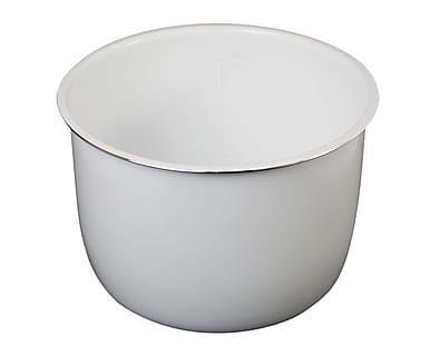 Eco keramische mengkom Daia, wit, 6 L