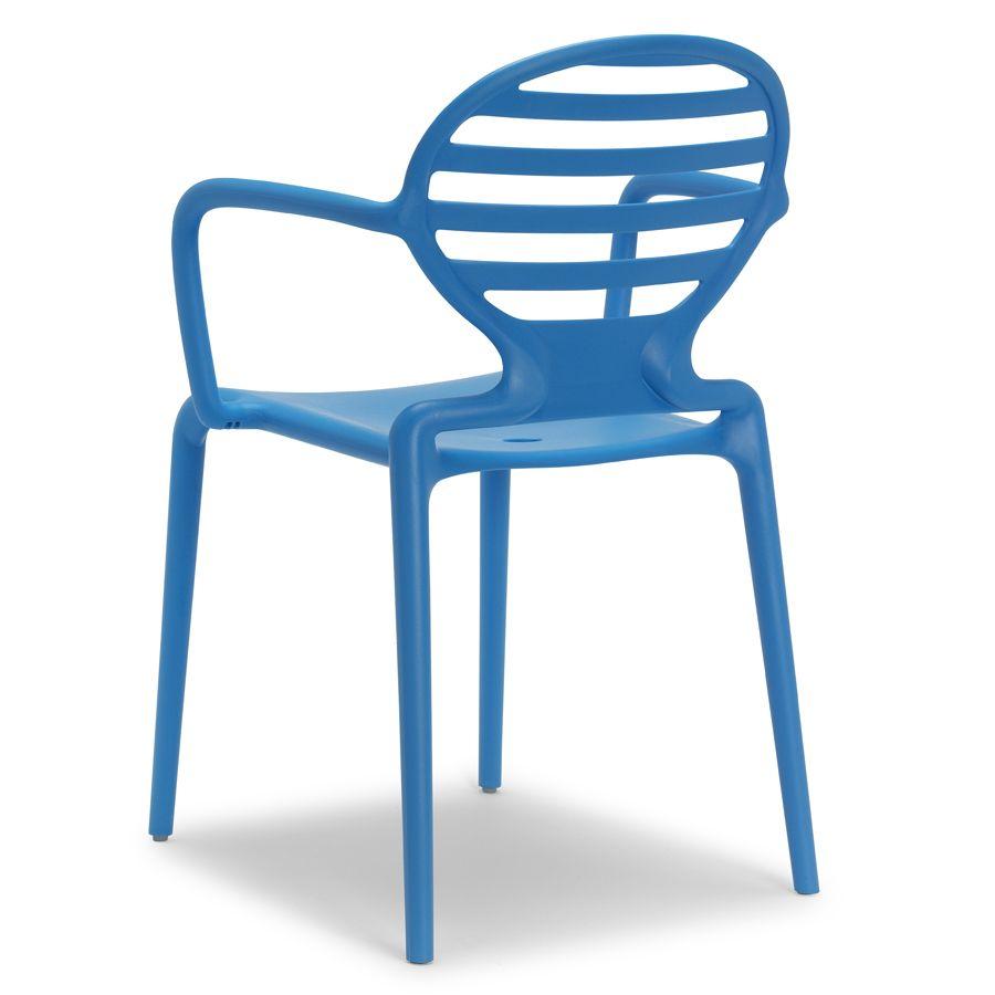 Sedie Di Plastica Impilabili.Cokka P Sedie Di Plastica Sedie E Design