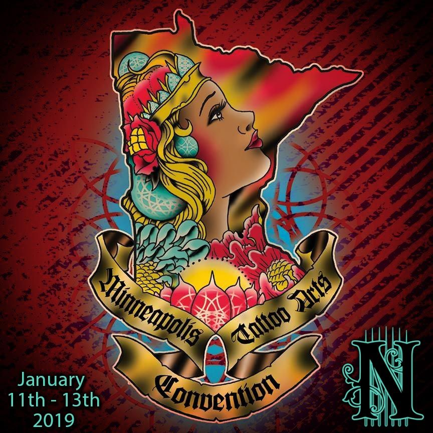 MINNEAPOLIS TATTOO CONVENTION January 11th - 13th 2019  Needlejig will be at Hyatt Regency Minneapolis from the 11th to the 13th 2019 with your favorite tattoo supplies.  Stop by to say hello and try our products!!!  #needlejig #minneapolistattoo #minneapolistattooconvention #villainarts #villainartstattooconvention #tattoosupply #needlejigcartridges #tattooartist #tattoostudio #tattooshop #tattoosupply #tatuaje #tatuador #tattooaprentice #ladytattooers #8pins #supportgoodtattooers #calitattoo #