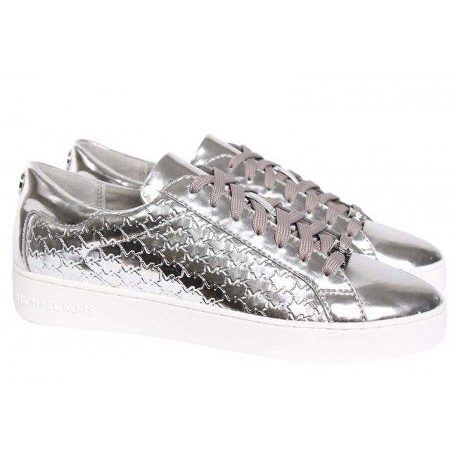 0d8186a7f73 Michael Kors - Sneakers - zilver | Michael Kors schoenen collectie ...