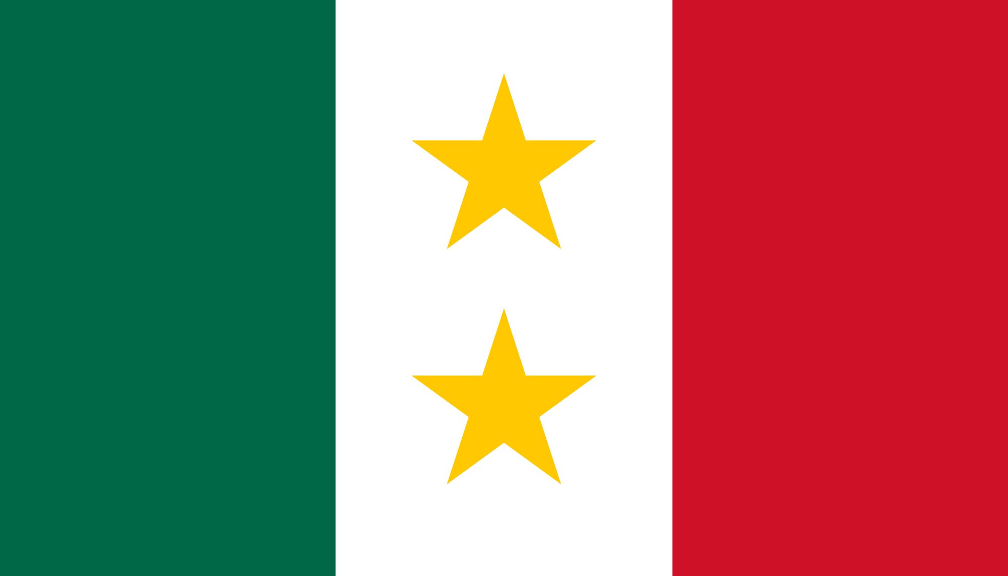 coahuila y tejas flag 1824 to 1835 texas under mexican rule