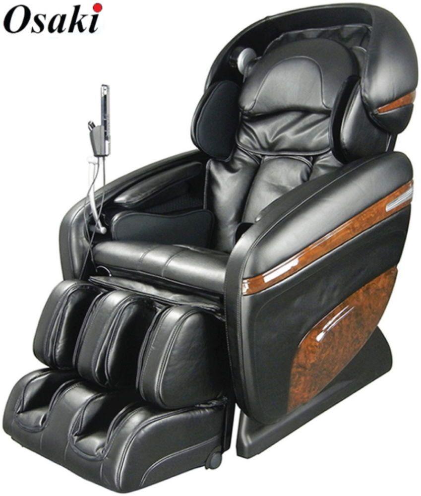Osaki 3d dreamer zero gravity massage chair with heat