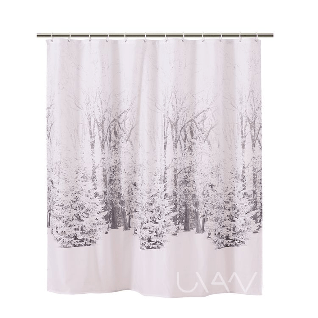 Printed Shower Curtain Image By Louisa Bezuidenhout On Gordyn In
