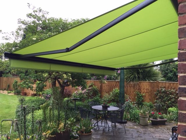 Residential Deans Blinds Patio Awning Awnings Uk Patio