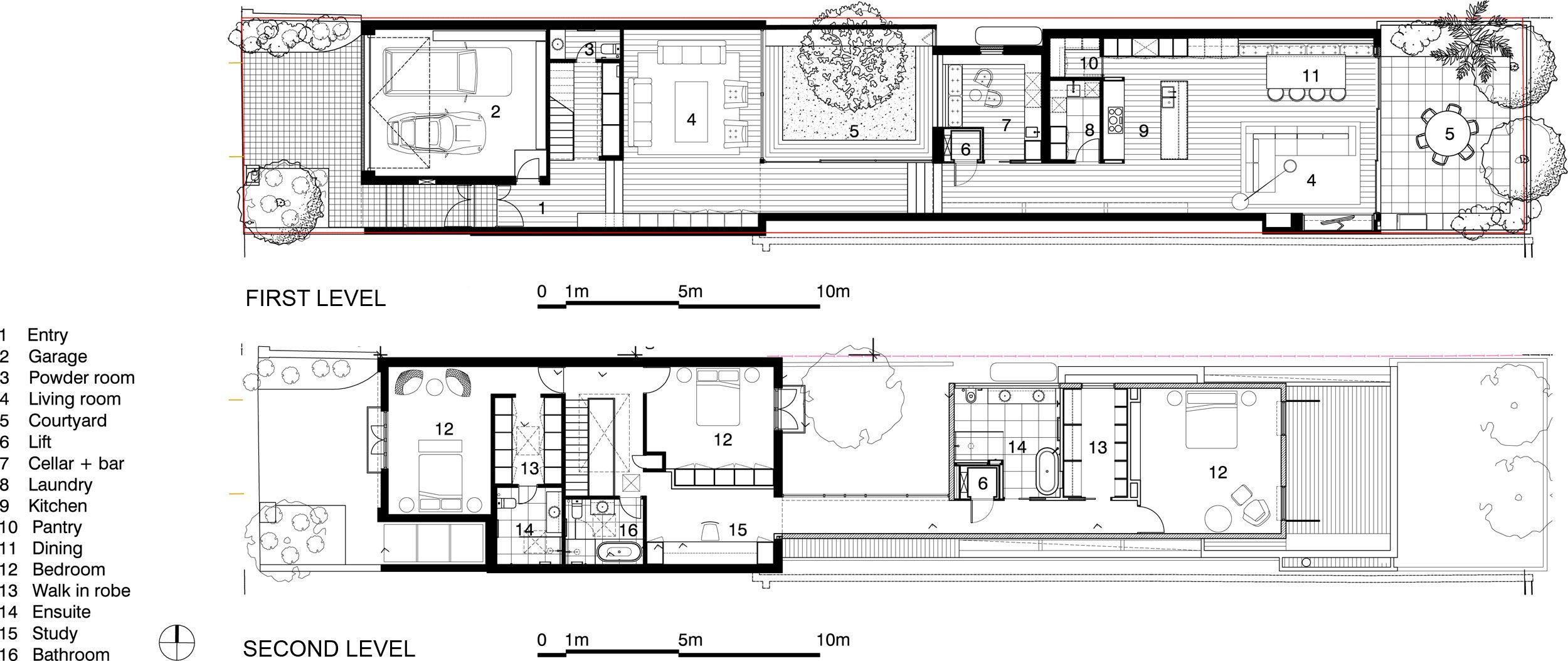 Courtyard House 28 Jpg 2500 1054