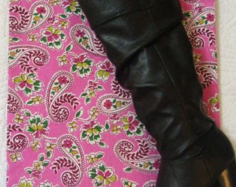 Very Lily Pulitzer Boot Bag
