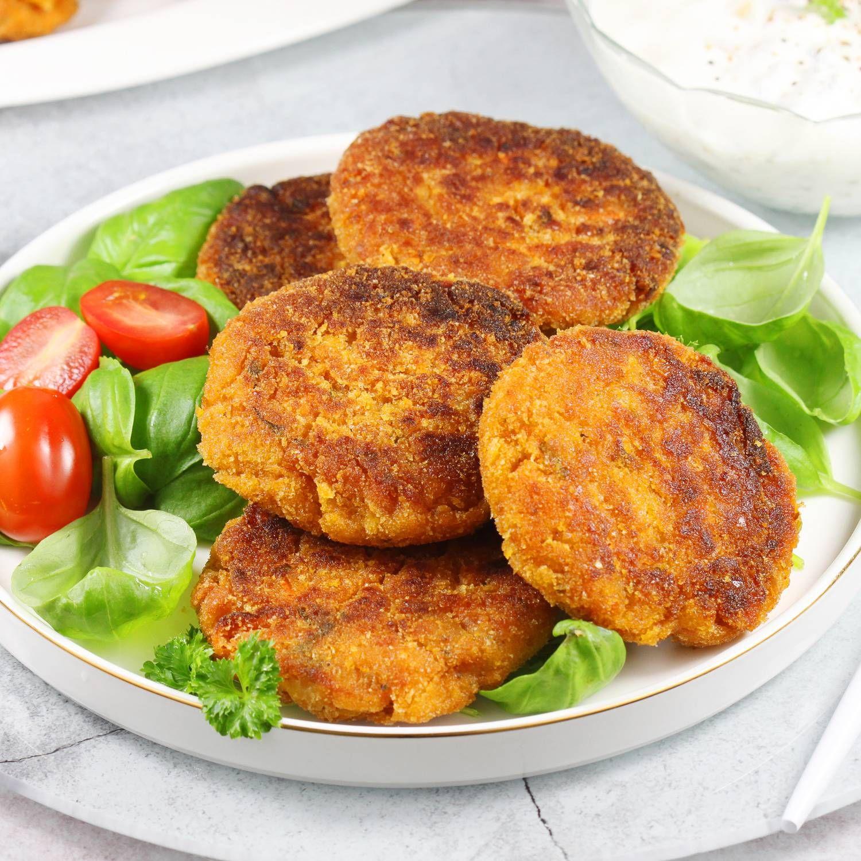 Kotlety Z Soczewicy Recipe Vegetarian Recipes Food Inspiration Recipes