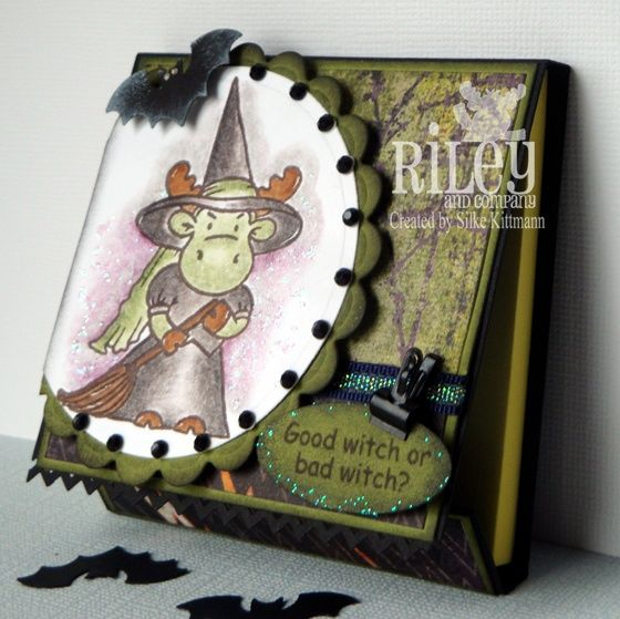 Post It Note Holder by silli - Cards and Paper Crafts at Splitcoaststampers