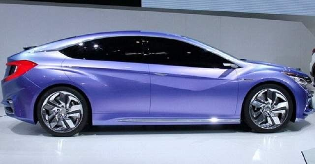 2018 Honda Insight Side View Concept Cars Group Pins Pinterest