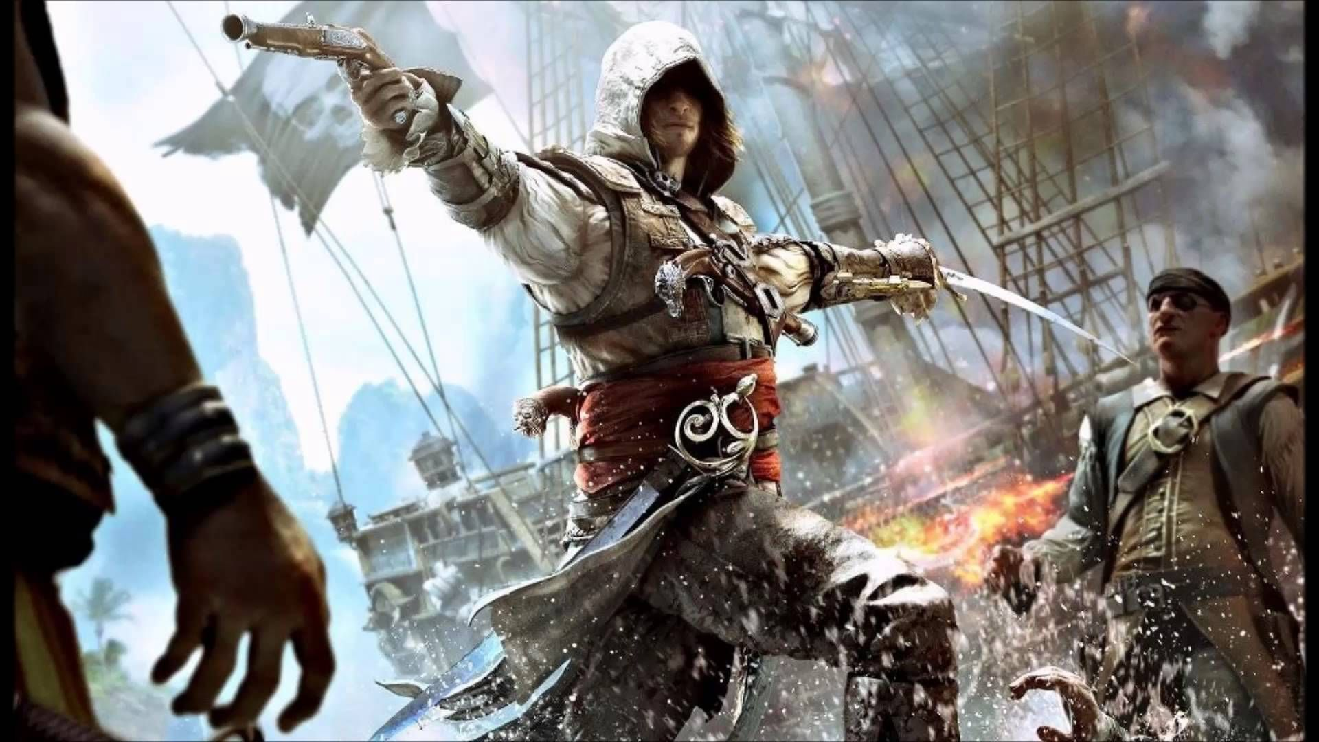 Assassin S Creed Iv Black Flag The Parting Glass Ending Soundtrack Assassins Creed Black Flag Assassin S Creed Black Assassins Creed