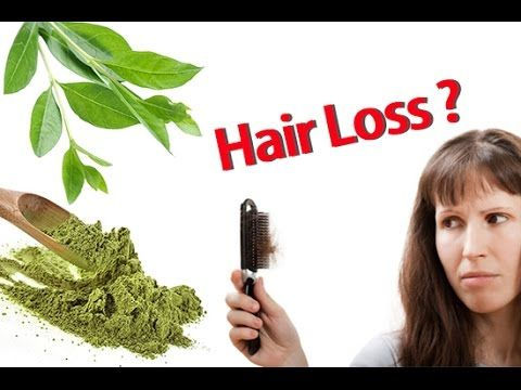 How to Cure Hair Loss Using Heena leaves