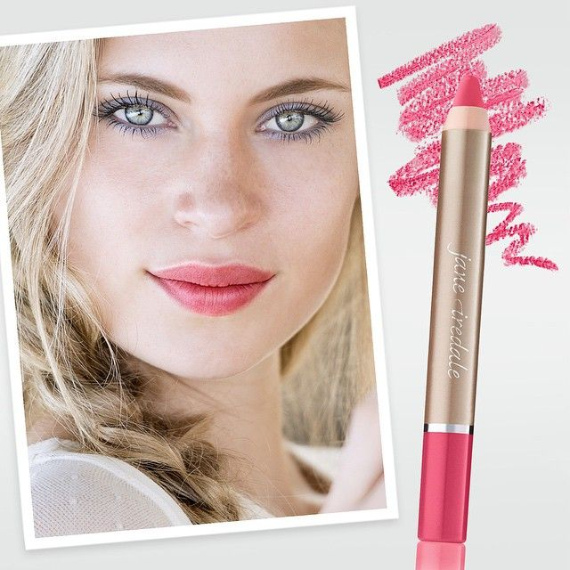 Flirt with color by applying our PlayOn Lip Crayon in Charming. It's the perfect shade of pink whether you're at the office or running weekend errands! #makeup #beauty #lips
