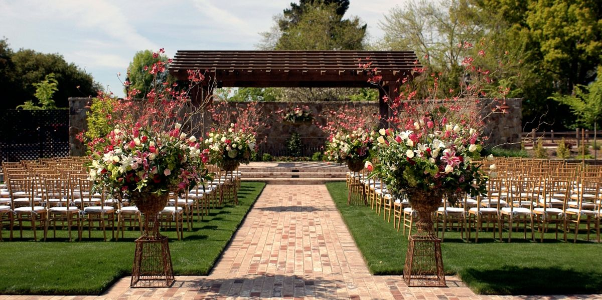 The Vintage Estate Yountville, CA l Napa Wedding Venue l