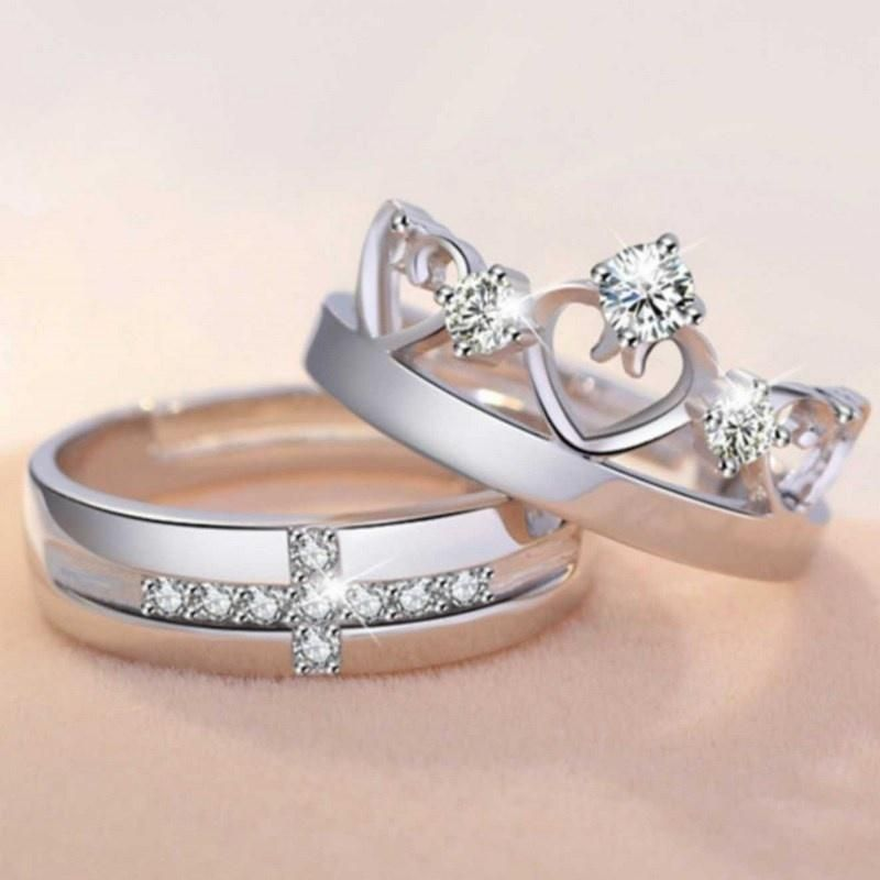 It is ring for girlfriend and boyfriend, wife and husband, mate ...