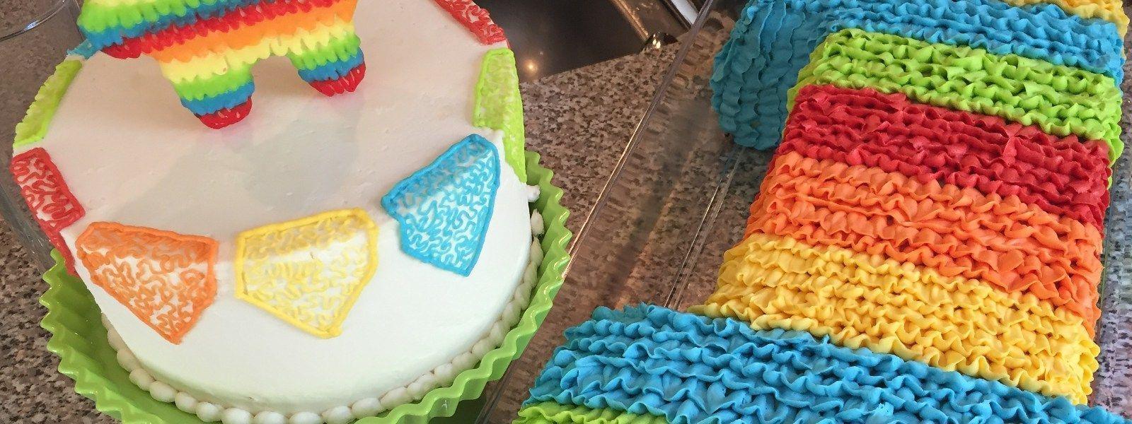 Photo of Fiesta 1st Birthday Cakes (& Cookies) – Apfel Kuchen – Ostern –  Fiesta 1st Bi…