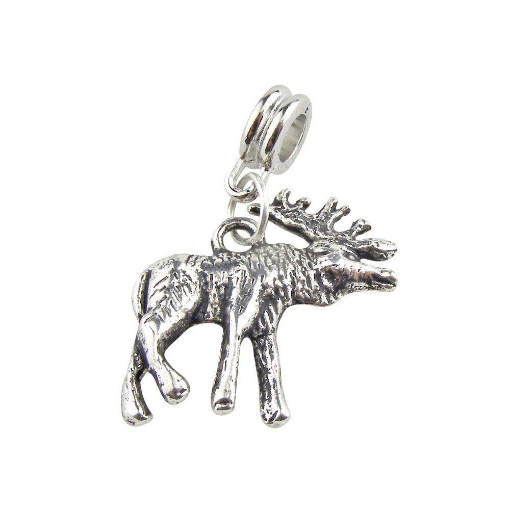 Universal Moose Charm Cs11o0iici7 Bracelets Charms Braceletsforwomen