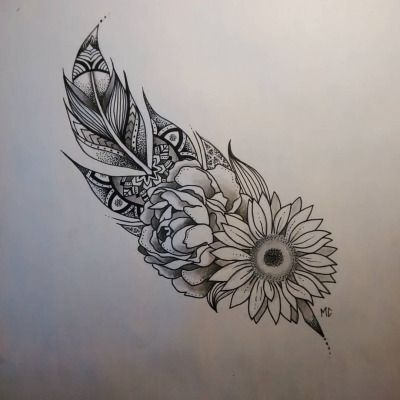 Good Peony Tattoos | Tumblr
