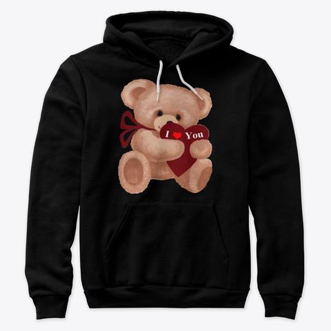 Teddybär mit ich liebe dich  Teddybär mit ich liebe dich Produkte aus Valentin…