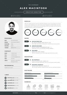 What Is The Best Resume Template Mono Resume …  Pinteres…