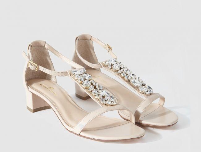 Gloria Ortíz. | Zapatos de novia, Zapatos de novia comodos