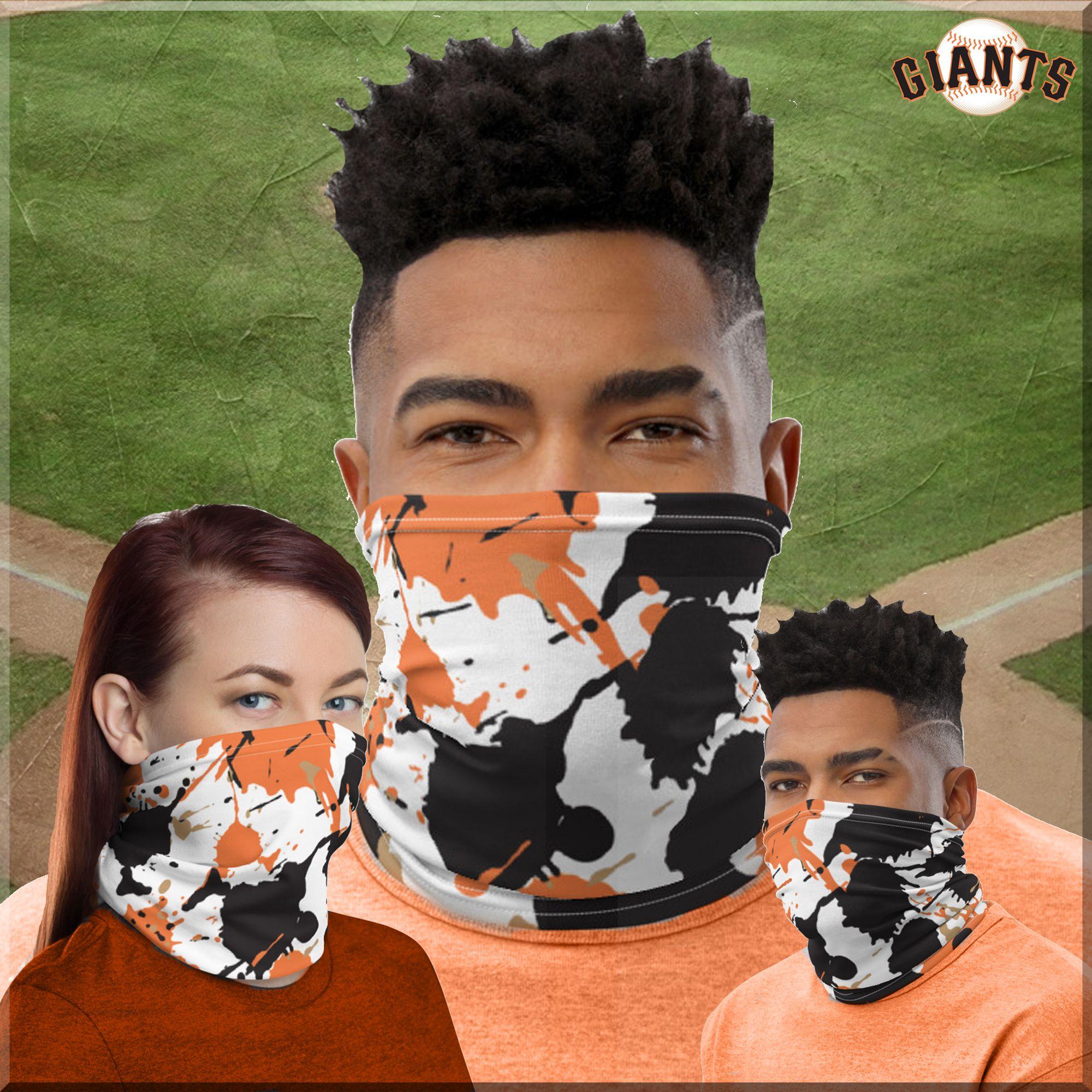 Nl West Mlb Baseball Diamondbacks Dodgers Giants Padres Rockies Inspired Neck Gaiter Face Cover Bandana Headband Face Mask Urban Street Wear In 2020 Baseball Inspired Neck Gaiter Street Wear Urban