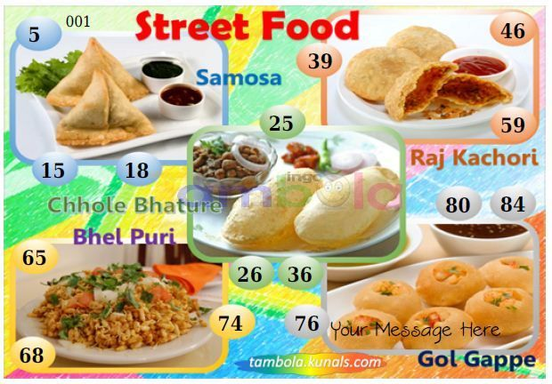 Food Tickets Template Street Food Anywhere 3 In 90  9X3  15 Cues Format  Templates .