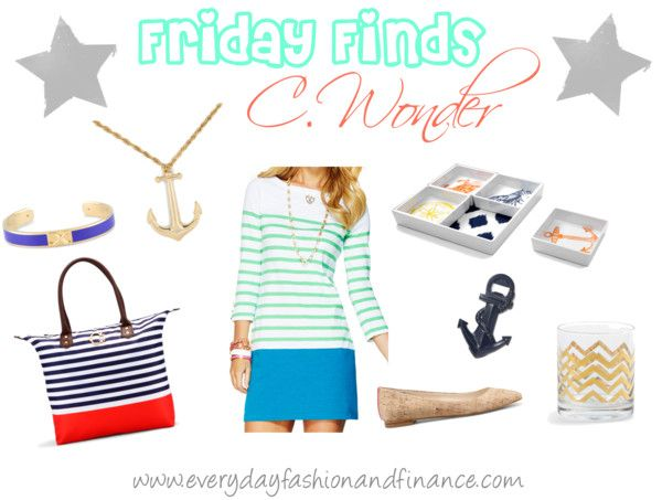 Friday Finds: C.Wonder