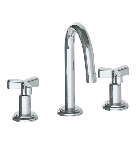 Watermark Designs Brooklyn Based Manufacturer Of Luxury Faucets Showers And Widespread Bathroom Faucet Wall Mount Faucet Bathroom Bathroom Faucets