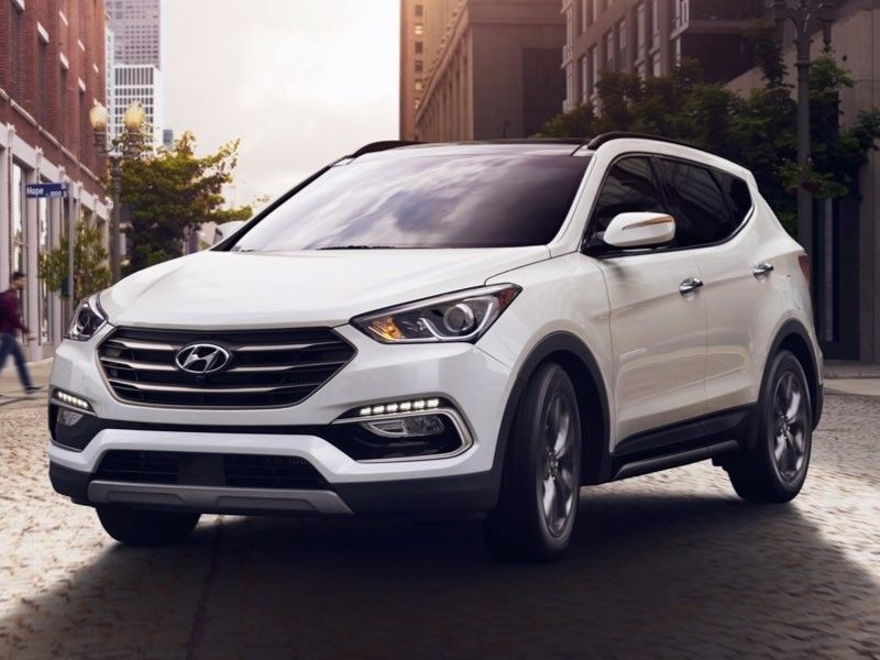 2018 Hyundai Santa Fe Sport Is Back And Even Better In 2020 Hyundai Santa Fe Sport Hyundai Santa Fe Santa Fe Sport