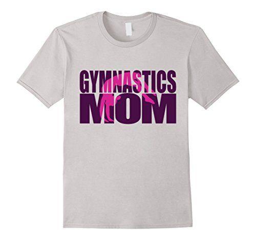 Gymnastics Mom T-Shirt #Gymnastics #GymnasticsMom #GymnasticsQuote #Olympics #Rio