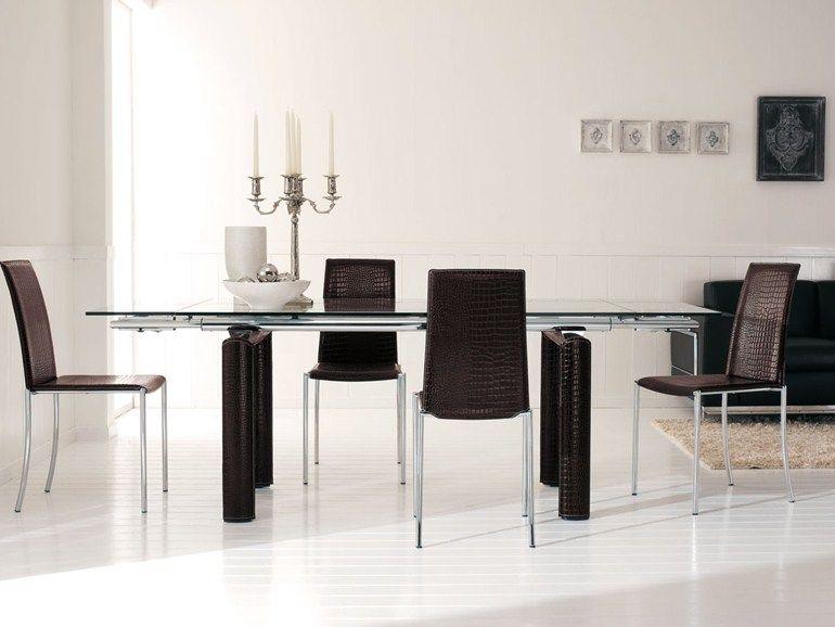 Extending Dining Table Kenya By Italy Dream Design Kalliste