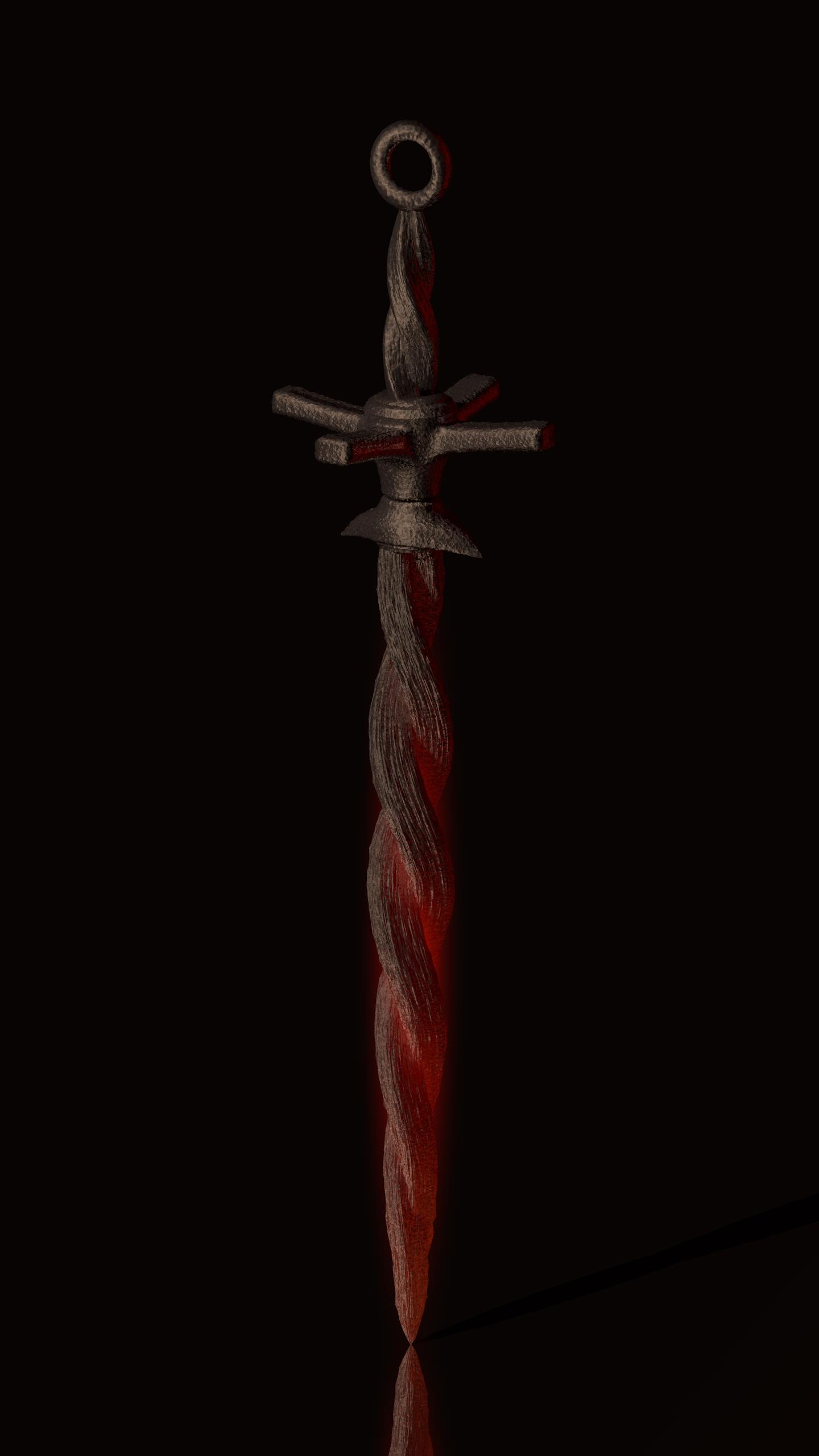 The Coiled Sword Rendering Dark Souls 3 Dark Souls Tattoo Dark Souls 3 Dark Souls