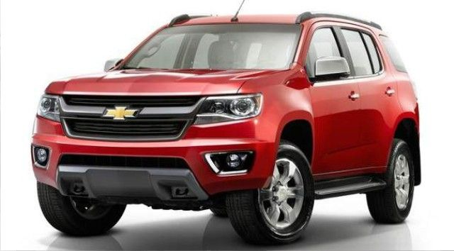 2019 Chevy Blazer K 5 Is A Vehicle Designed And Available At A