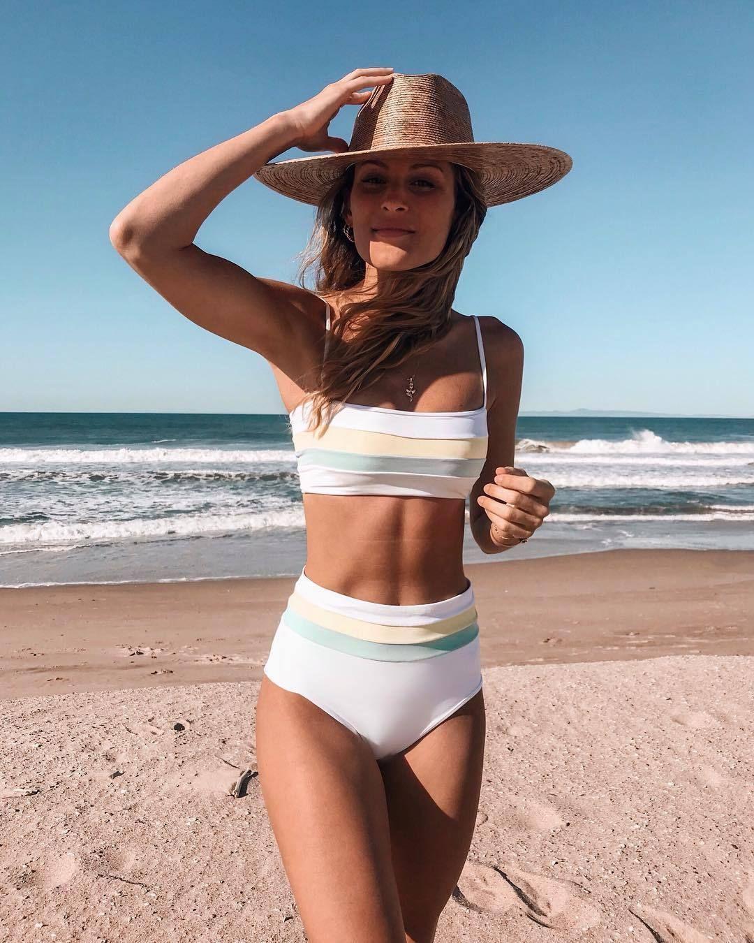 Photo of Costumi da bagno, $ 88 su lspace.com – Wheretoget #summerswimwear Costumi da bagno, $ 88 su lspace …