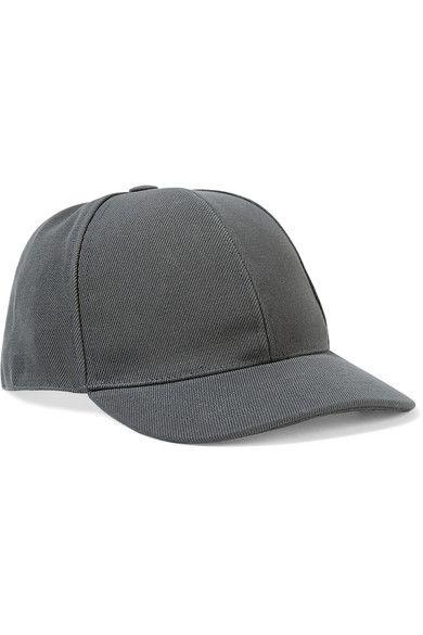 38579df5 ACNE STUDIOS Camp Cotton-Twill Baseball Cap. #acnestudios #hats ...