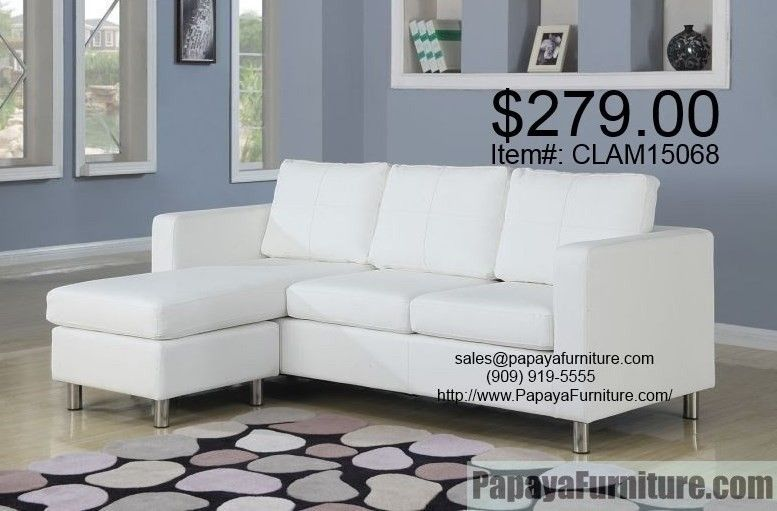 Amazing Nice White Faux Leather Couch , Perfect White Faux Leather Couch 93 For  Your Living Room