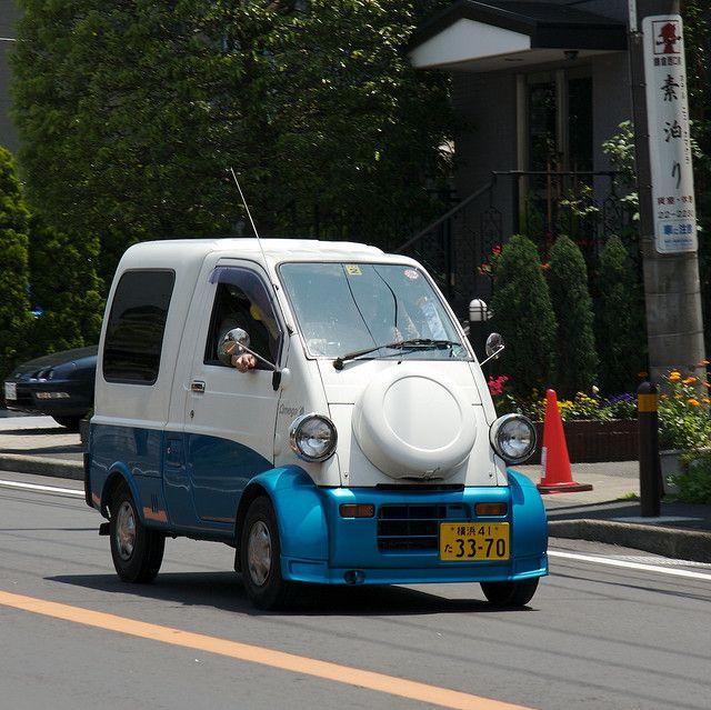 Daihatsu Midget Ii D Type