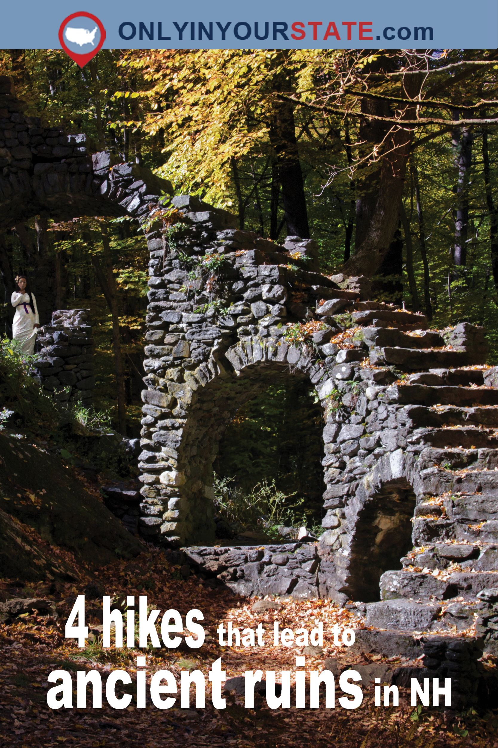 Travel New Hampshire Ruins Abandoned Places
