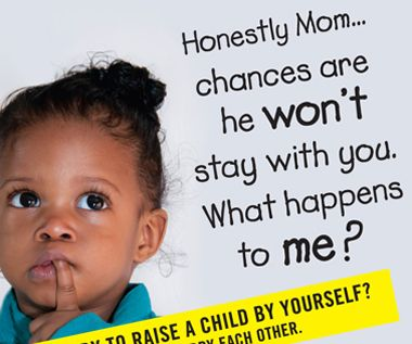 Teen pregnancy ads