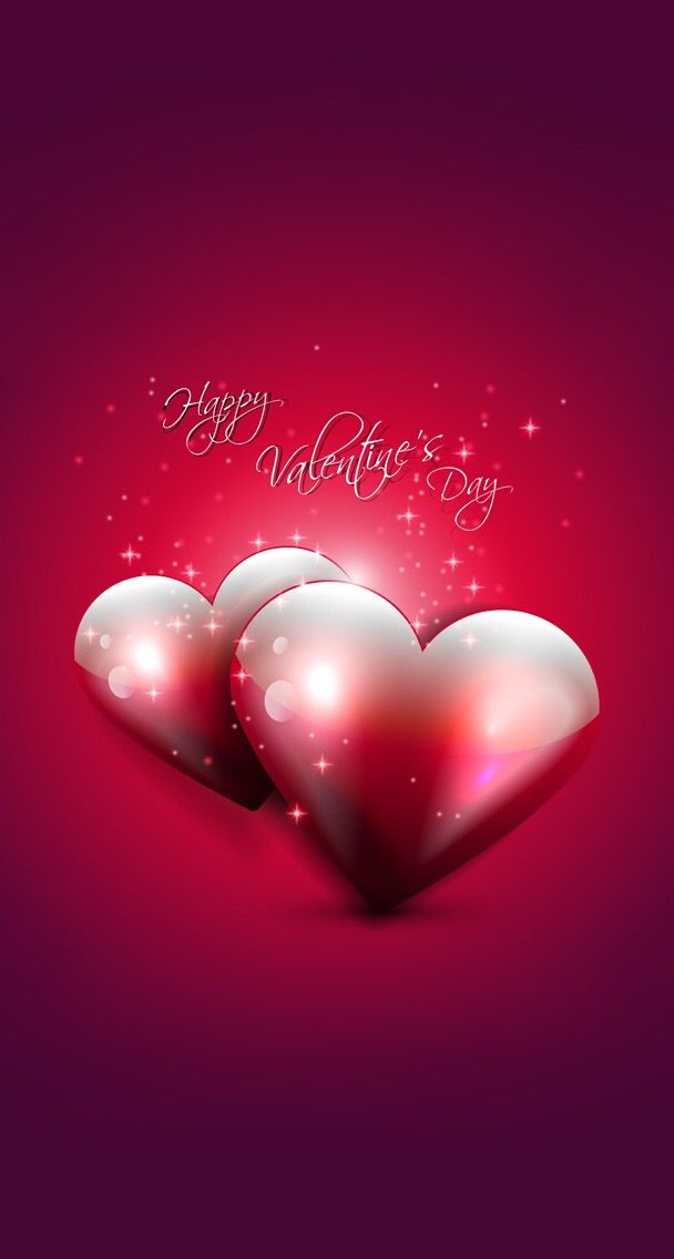 Wallp For 5s Valentines Wallpaper Happy Birthday Wishes Cards Heart Wallpaper