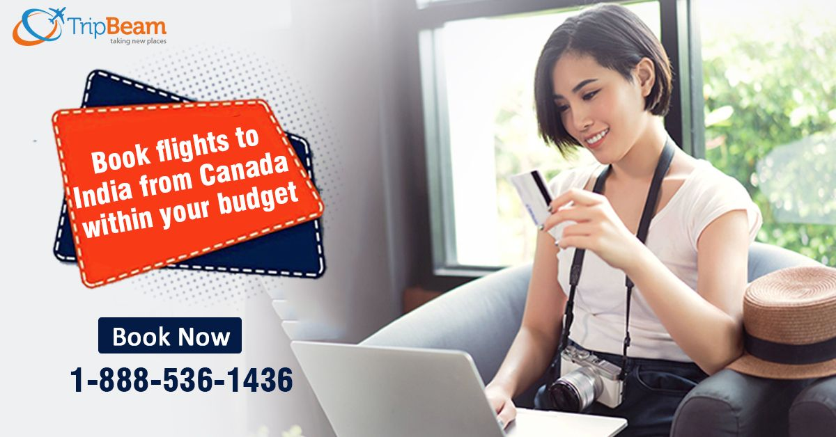 We at #Tripbeam know your #budget and bring #excitingdeals for you accordingly. #Tripbeam 😀😃😎 #flightdealswebsite #Travel #Book #Trip #happy #flying for more details contact us at 1-888-536-1436 (Toll-Free), info@tripbeam.ca
