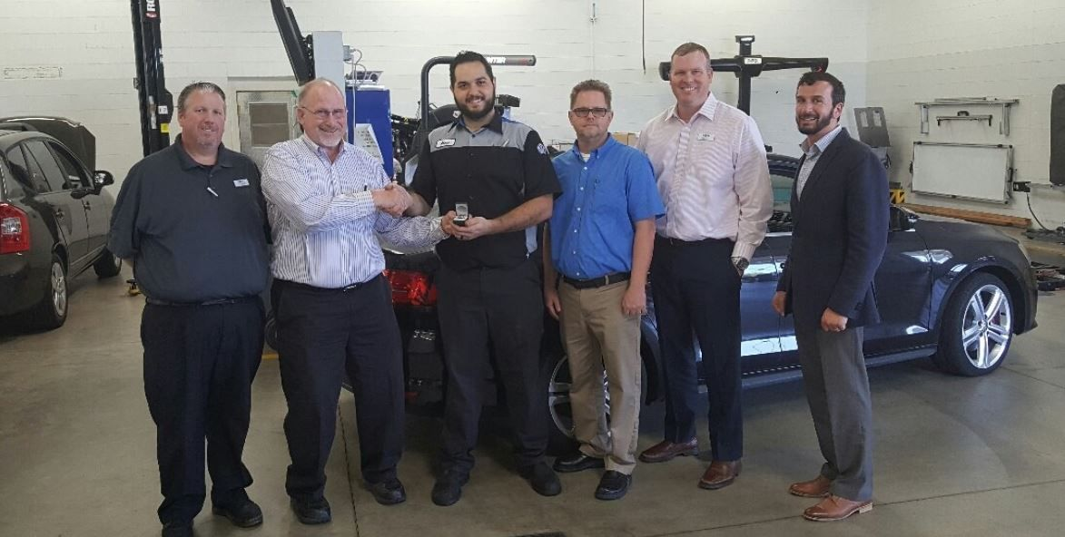 Kearny Mesa Vw >> We Are Proud To Announce That Two Master Technicians At Volkswagen