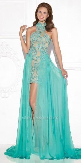 Magesty Evening Dress by Tarik Ediz  #dress #dresses #fashion #designer #tarikediz #edressme