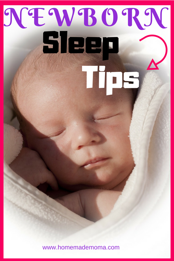 How To Get Baby To Sleep At Night Tips For Getting Your Newborns To Sleep Through The Night Ideas That Worked For Us With Our Infant And Getting A Sleep