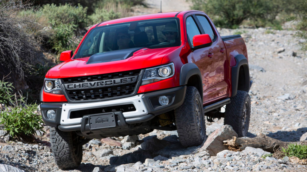 2020 Chevy Colorado Zr2 Bison Truck Could Increase Production Number Chevy Colorado Chevrolet Colorado Canyon Diesel