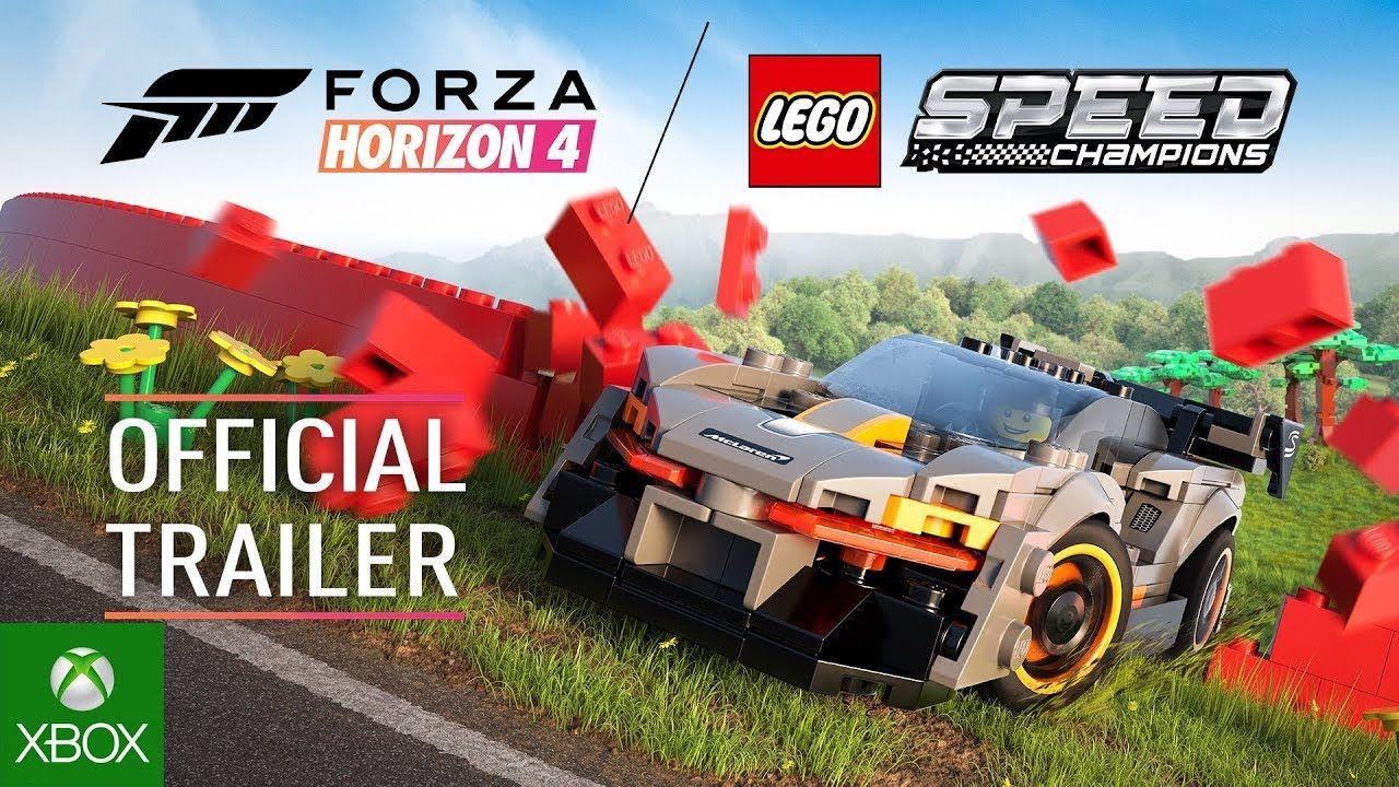 Forza Horizon 4 Lego Speed Champions E3 2019 Launch Trailer Forza Horizon Forza Horizon 4 Lego Speed Champions