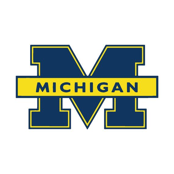 University Of Michigan Cornhole Decals 18 By