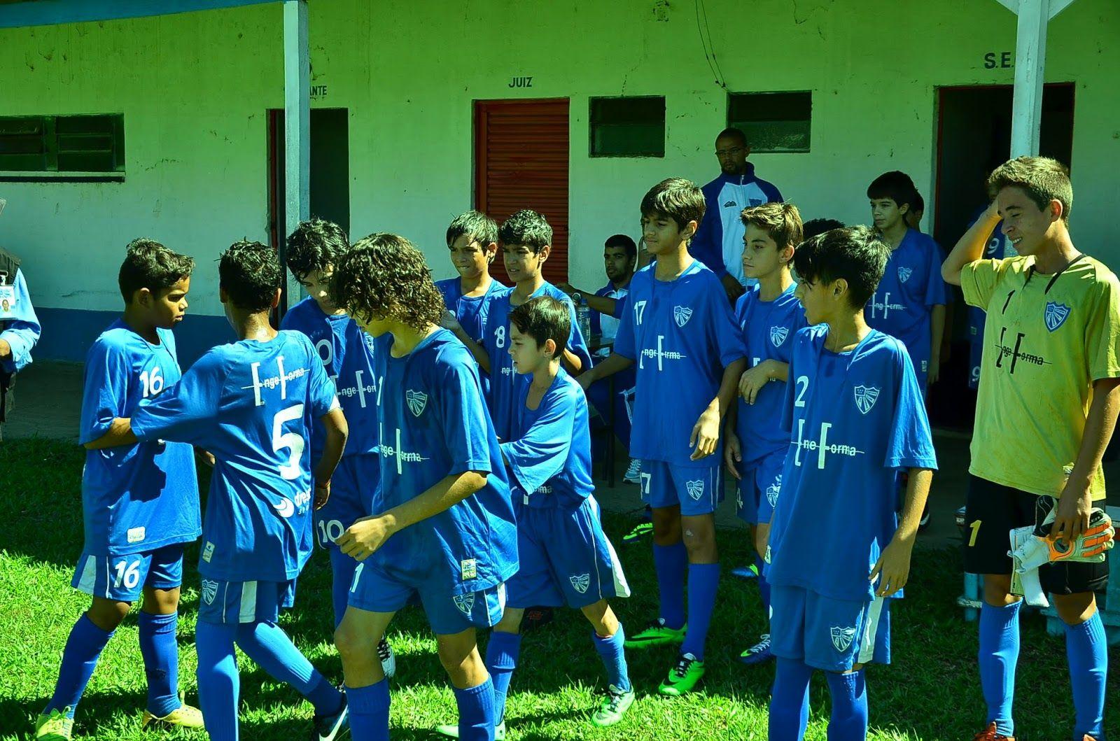 ESPORTE CLUBE CRUZEIRO RS  PRIMEIRA DIVISÃO GAÚCHA : SUB 13 PRIMEIRA RODADA