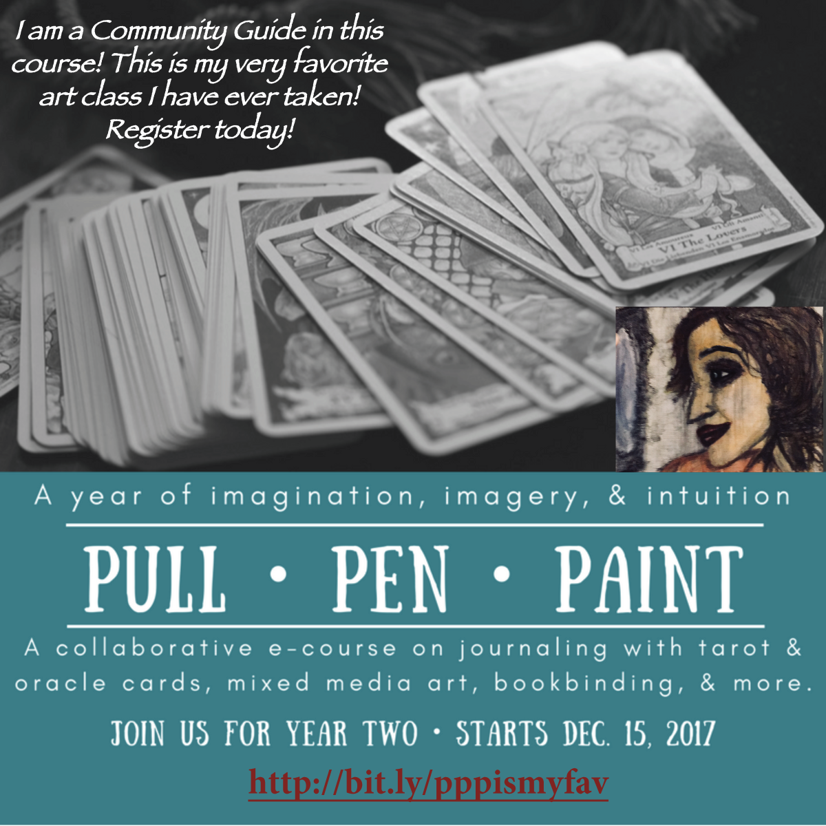 Pull, Pen, Paint Is Officially Starting December 15, 2018